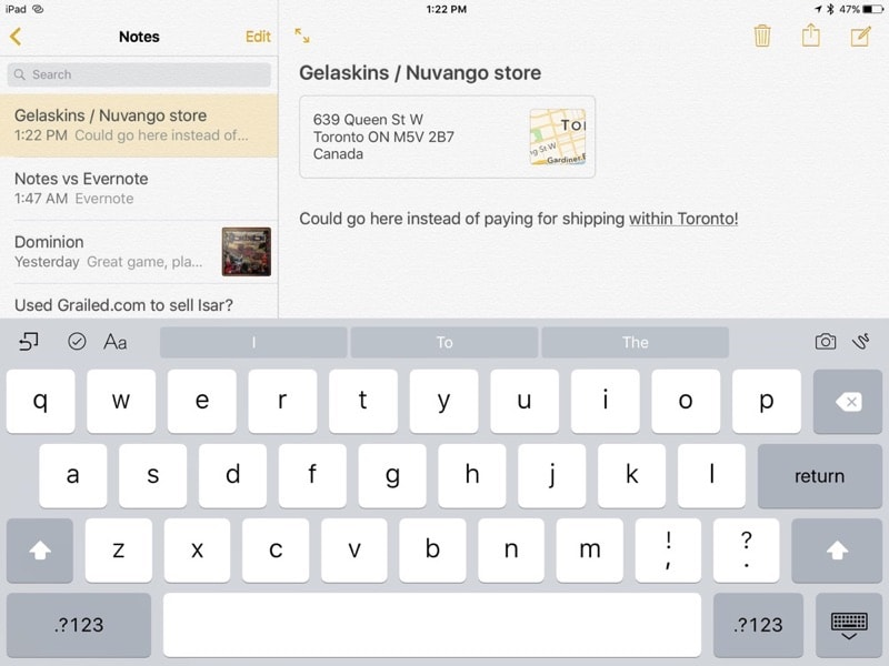 How To Retrieve Your Deleted Notes on iPad