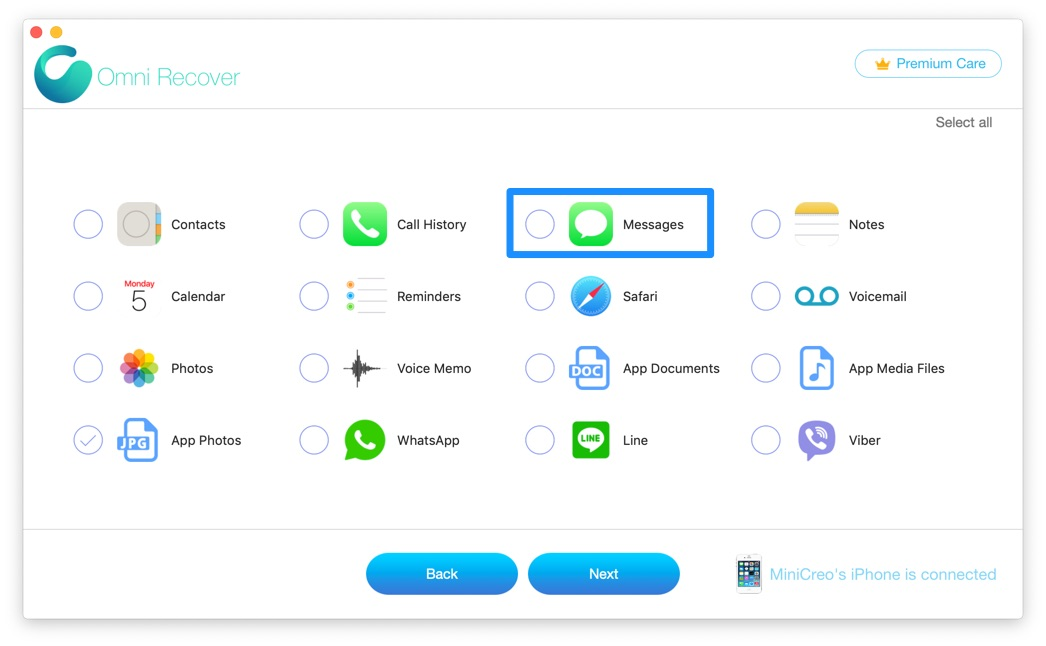 iPhone Recovery] Does iCloud Backup Deleted Text Messages | MiniCreo