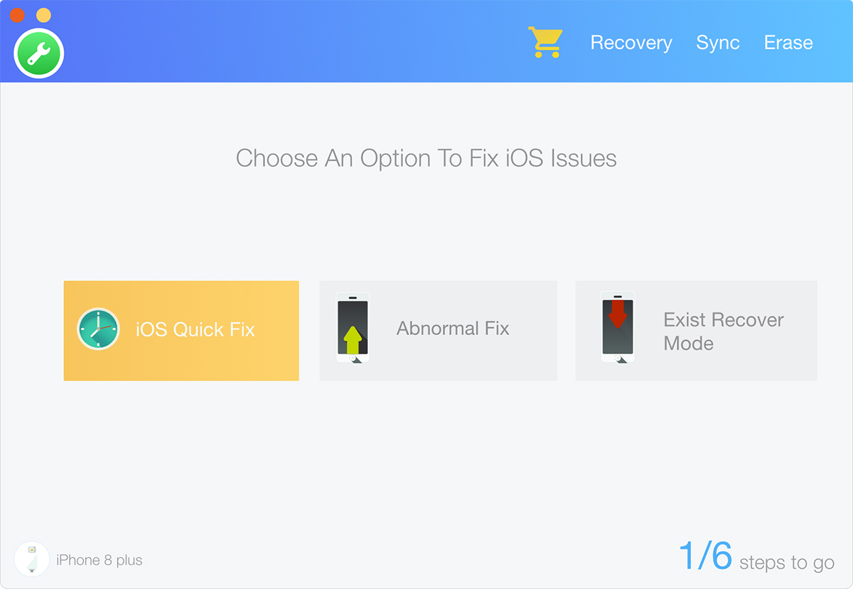 iOS System Recovery] Top 5 Best Free iOS System Recovery