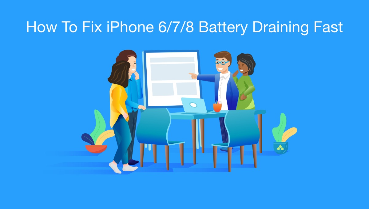 ios 12 problems 10 ways to fix iphone 6 7 8 battery draining fast all of a sudden 2018 minicreo. Black Bedroom Furniture Sets. Home Design Ideas