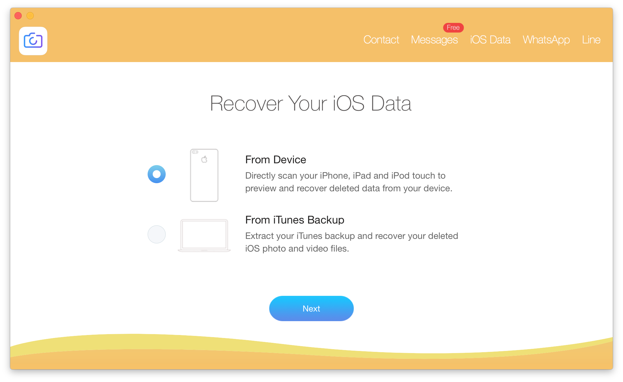 FREE] iPhone Photo Recovery - Retrieve Your Deleted iPhone