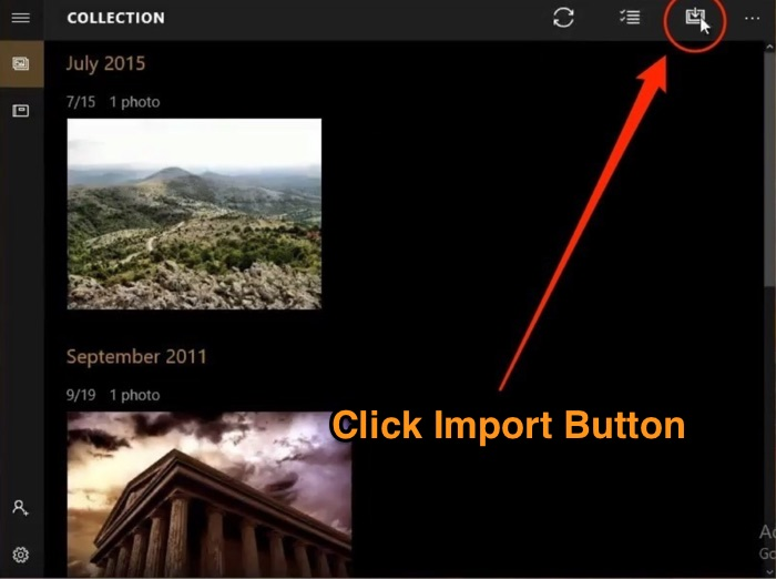 How To Extract All Photos from iPhone To Windows PC