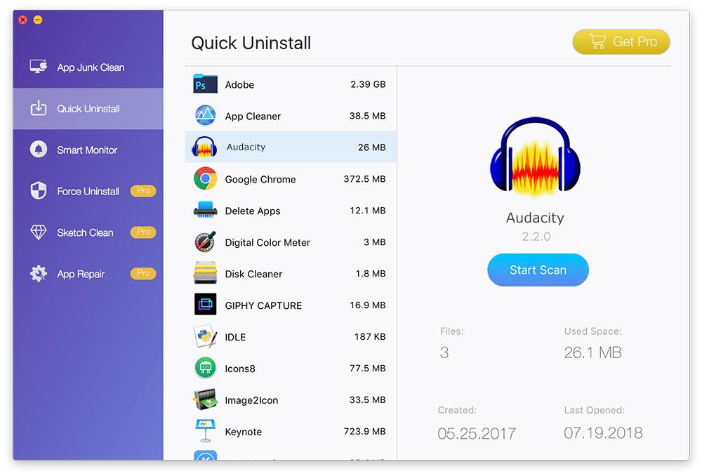 Uninstall Audacity Mac] How To Completely Uninstall Audacity on
