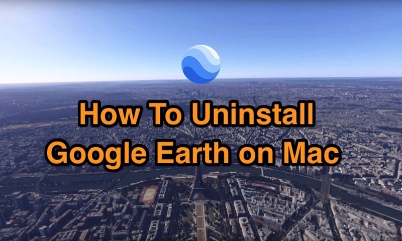 How To Completely Uninstall Google Earth on Mac OS X