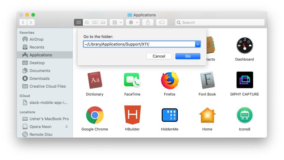 Uninstall XQuartz Mac] How To Uninstall XQuartz Project on Mac