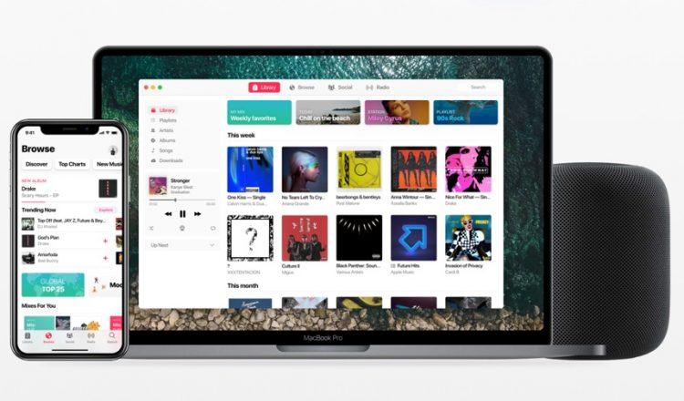 Graphic Designer Álvaro Gives Apple Music A New Concept Design