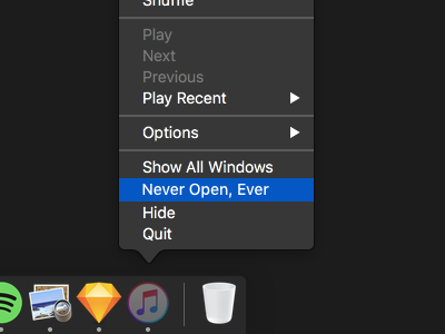 How To Stop iTunes from Opening Automatically