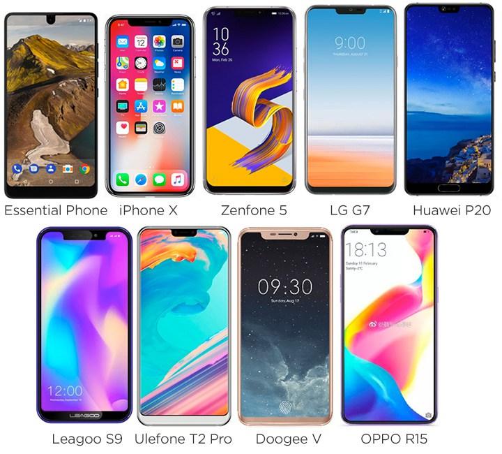 Apple Mimicked Design