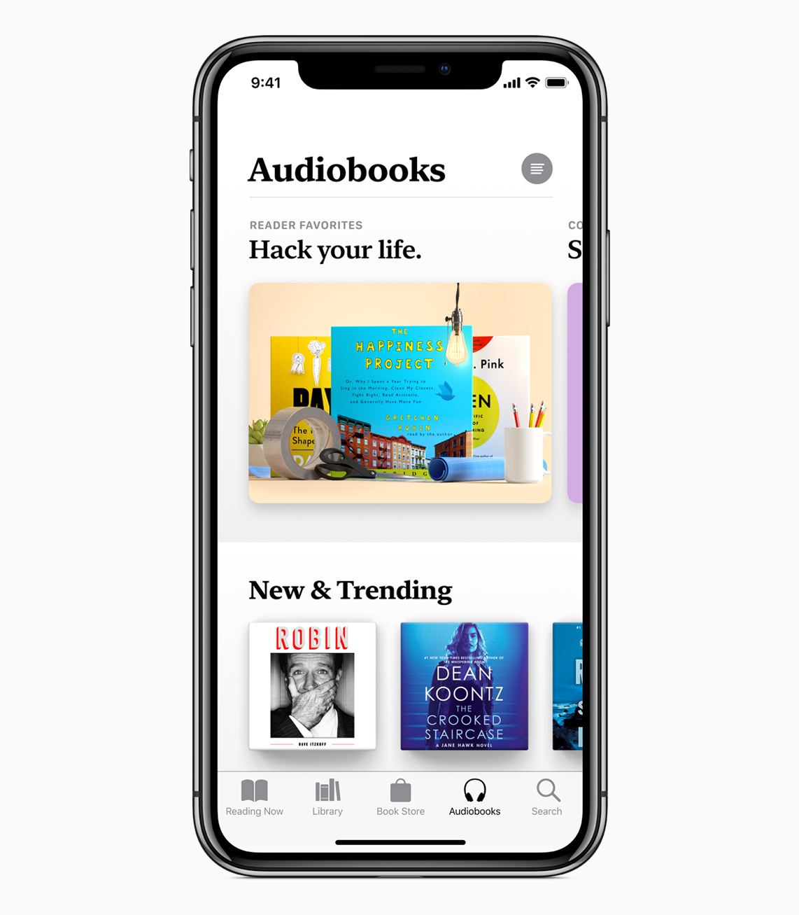 Books Apps for iOS 12