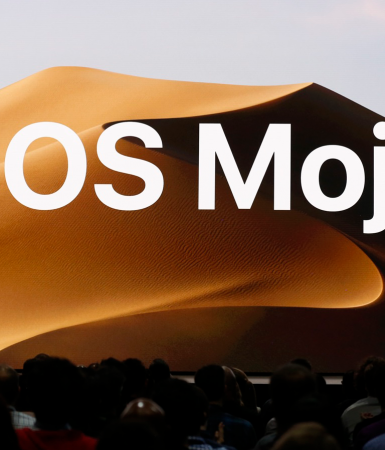 Apple Unveils macOS 10.14 Mojave with Dark Mode