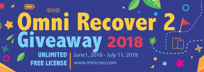 Omni Recover 2 Summer Giveaway