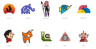 OPEN LOGOS – Free Logos for Your Open Source Projects