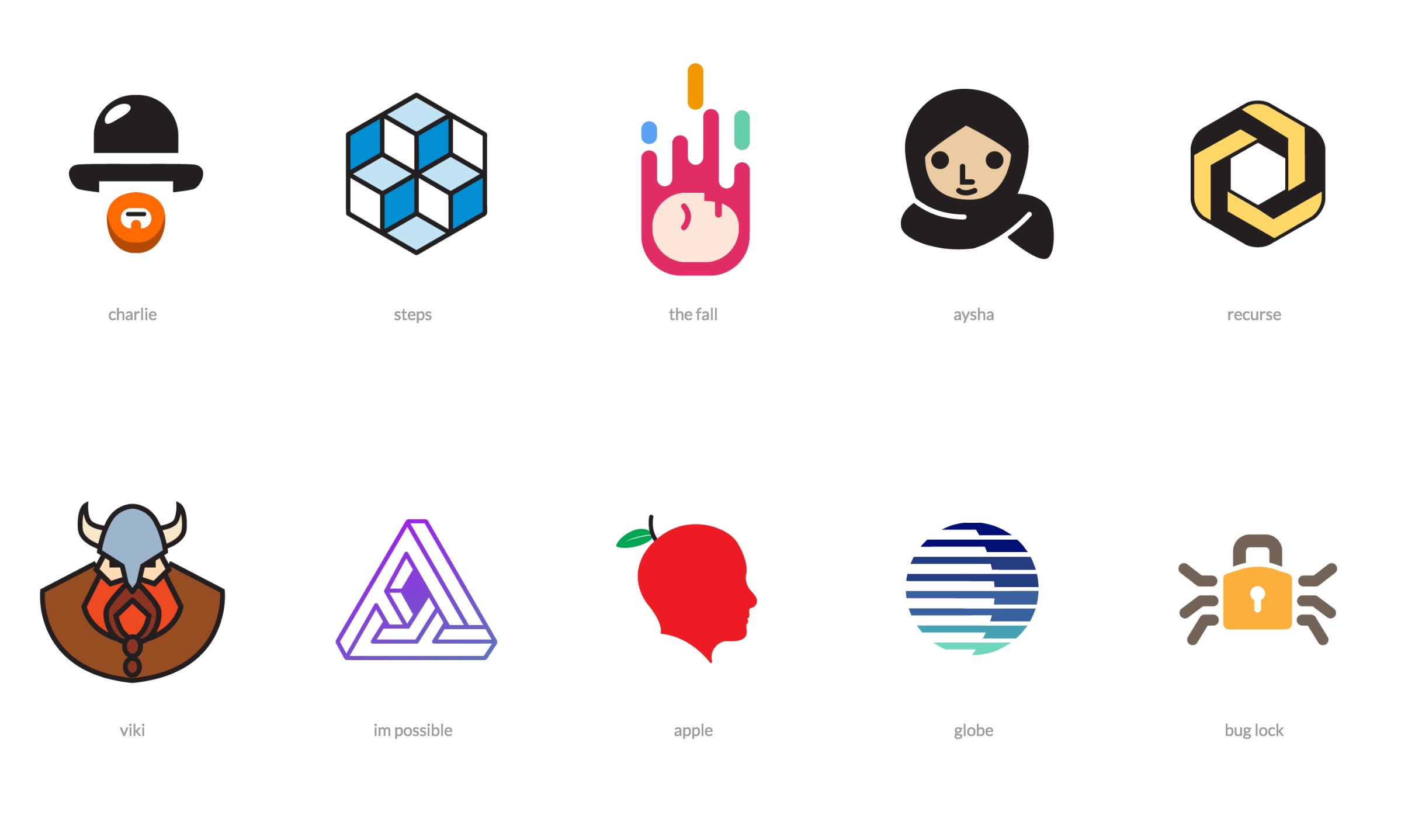 Open Logo - Free Logos for Open Source Projects
