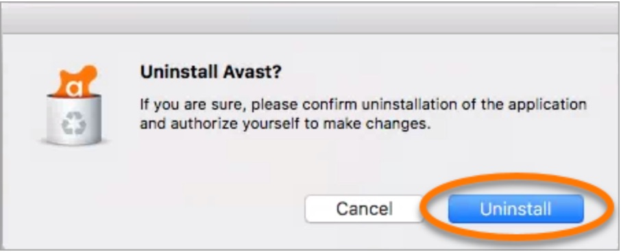 How To Uninstall Avast Security from Mac