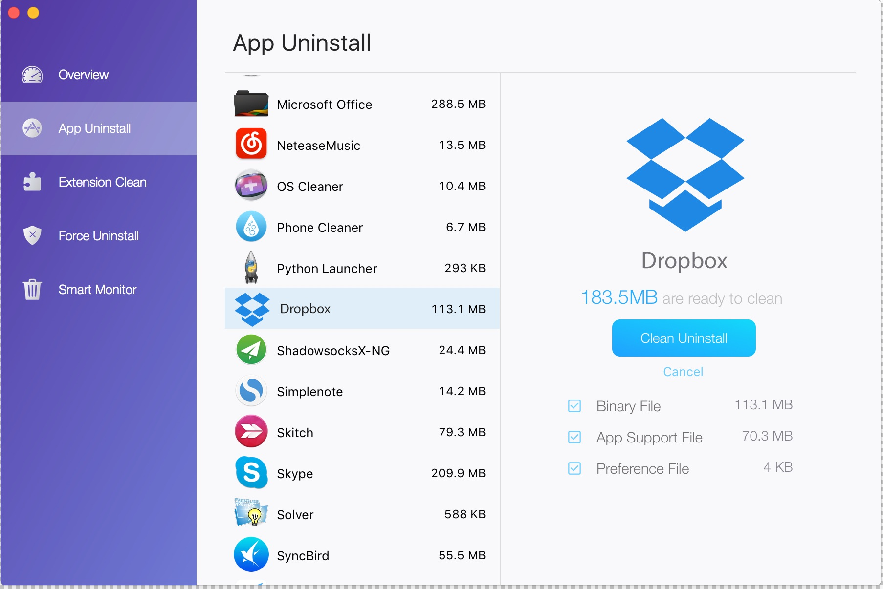 Downloading dropbox for mac