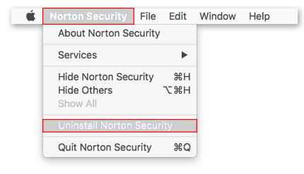 How To Clean Uninstall Norton for Mac